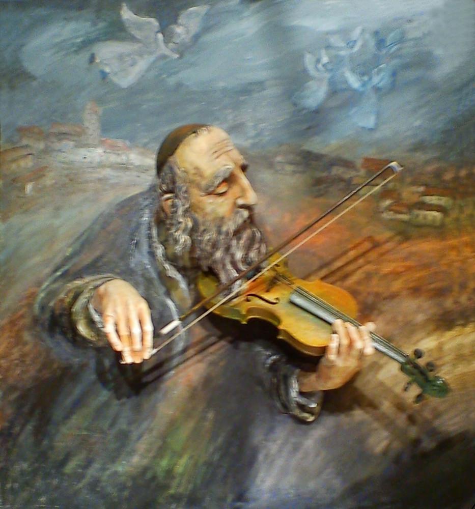 chagalowska melodia